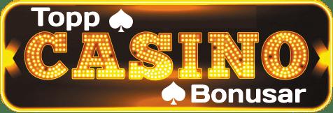 Topp Casino Bonusar
